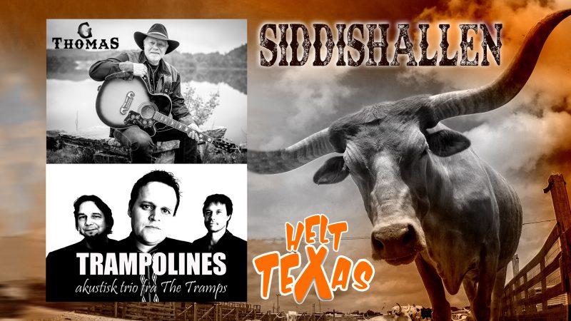 Helt Texas i Siddishallen @ Siddishallen |  |  |